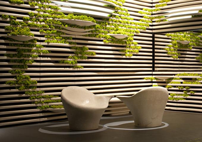 Sofa per Grassi Pietre ed allestimento, Marmomacc 2011