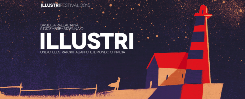 Illustri, Biennale dell'Illustrazione di Vicenza