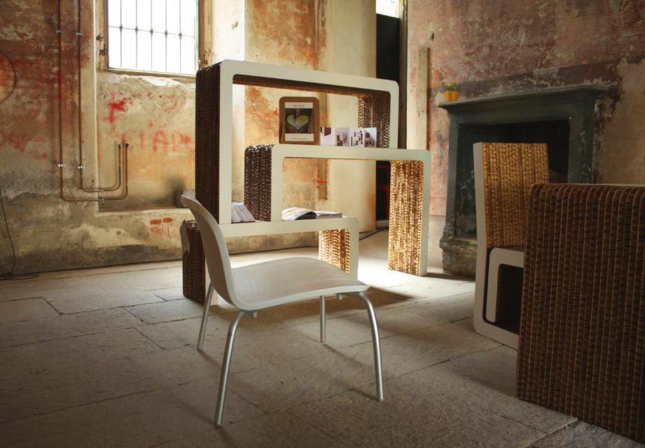 Design ecosostenibile nell'edizione 2011 del Fuorisalone in Cascina Cuccagna copia