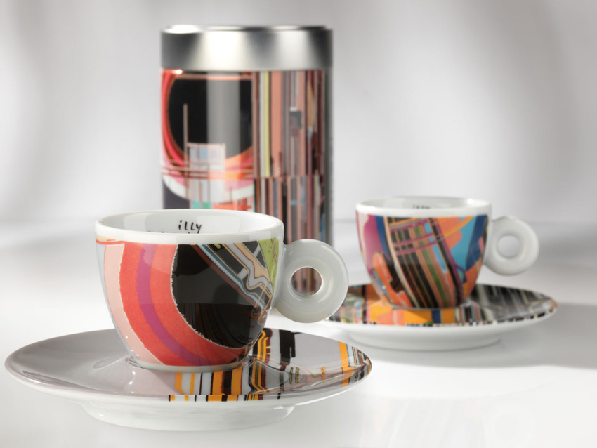 Illy Art Collection, artista Liu Wei