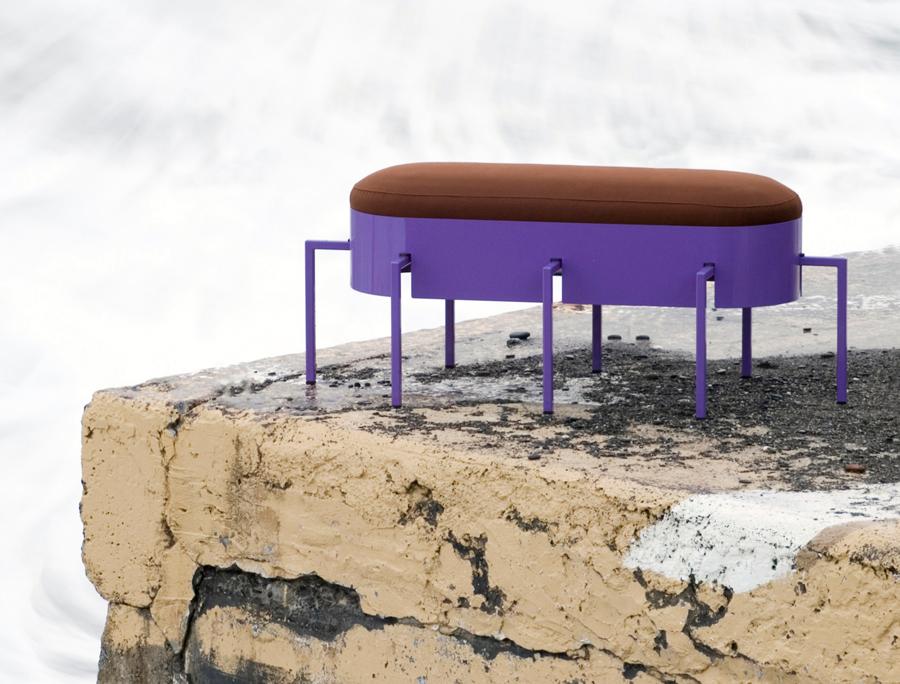 Silences al nhow hotel, design di Alborno e Grilz (1)