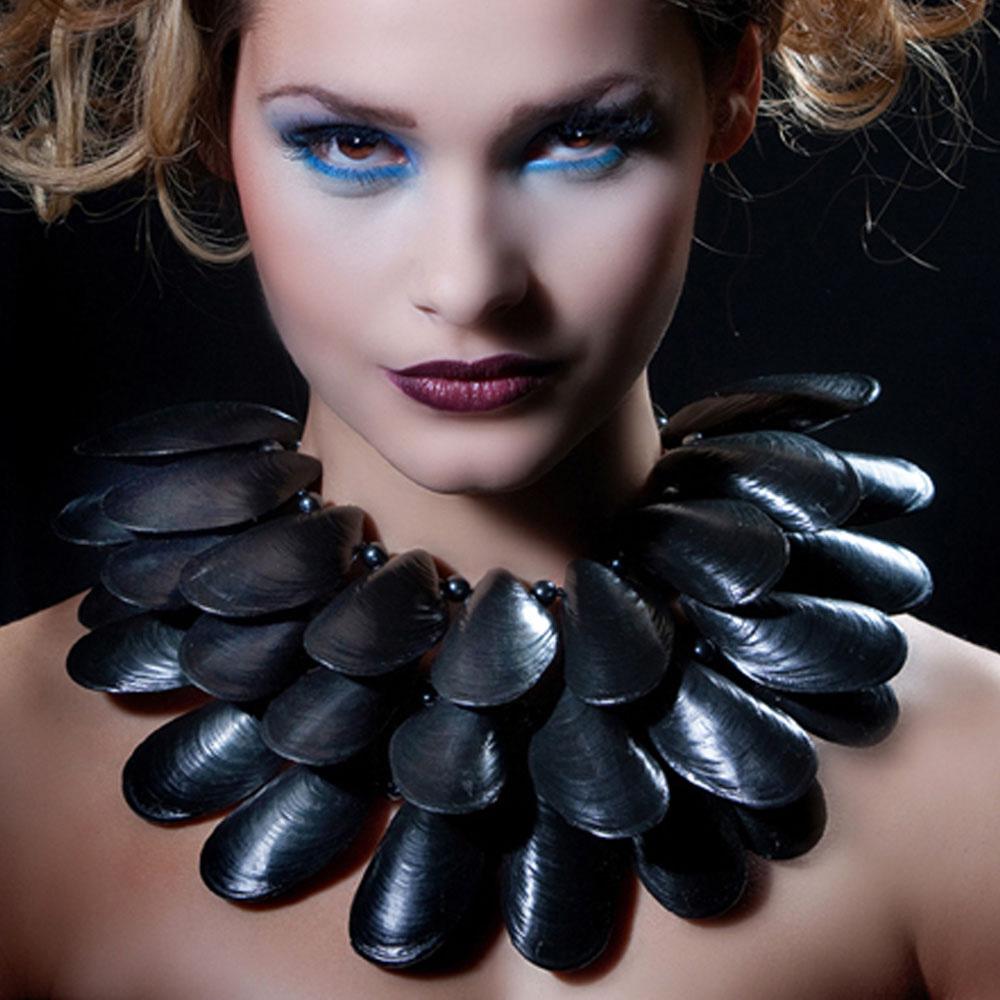 Una delle creazioni di Ineke Otte, presto in mostra presso nhow hotel