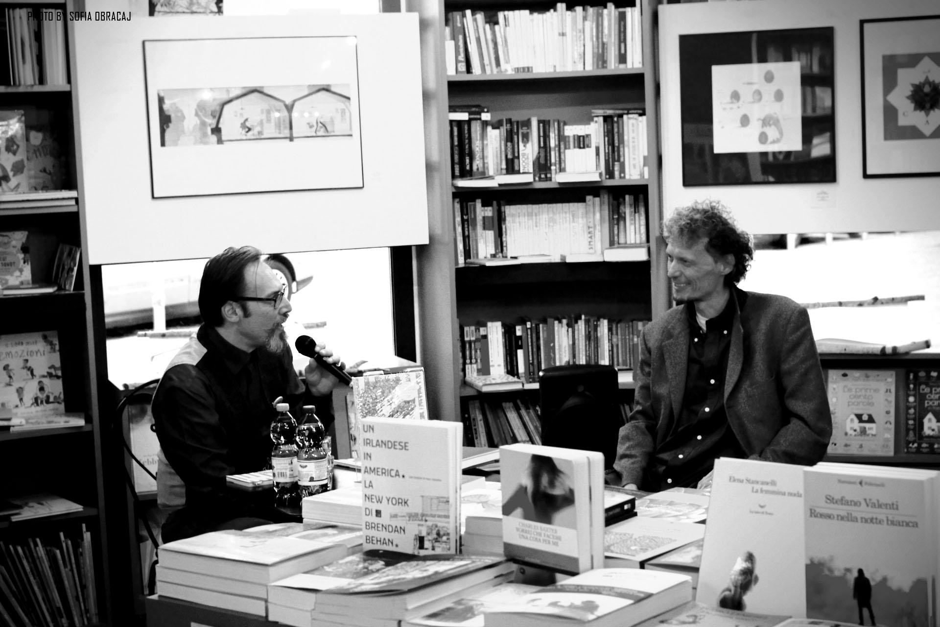 Antonio Bonanno e Silvio Boselli