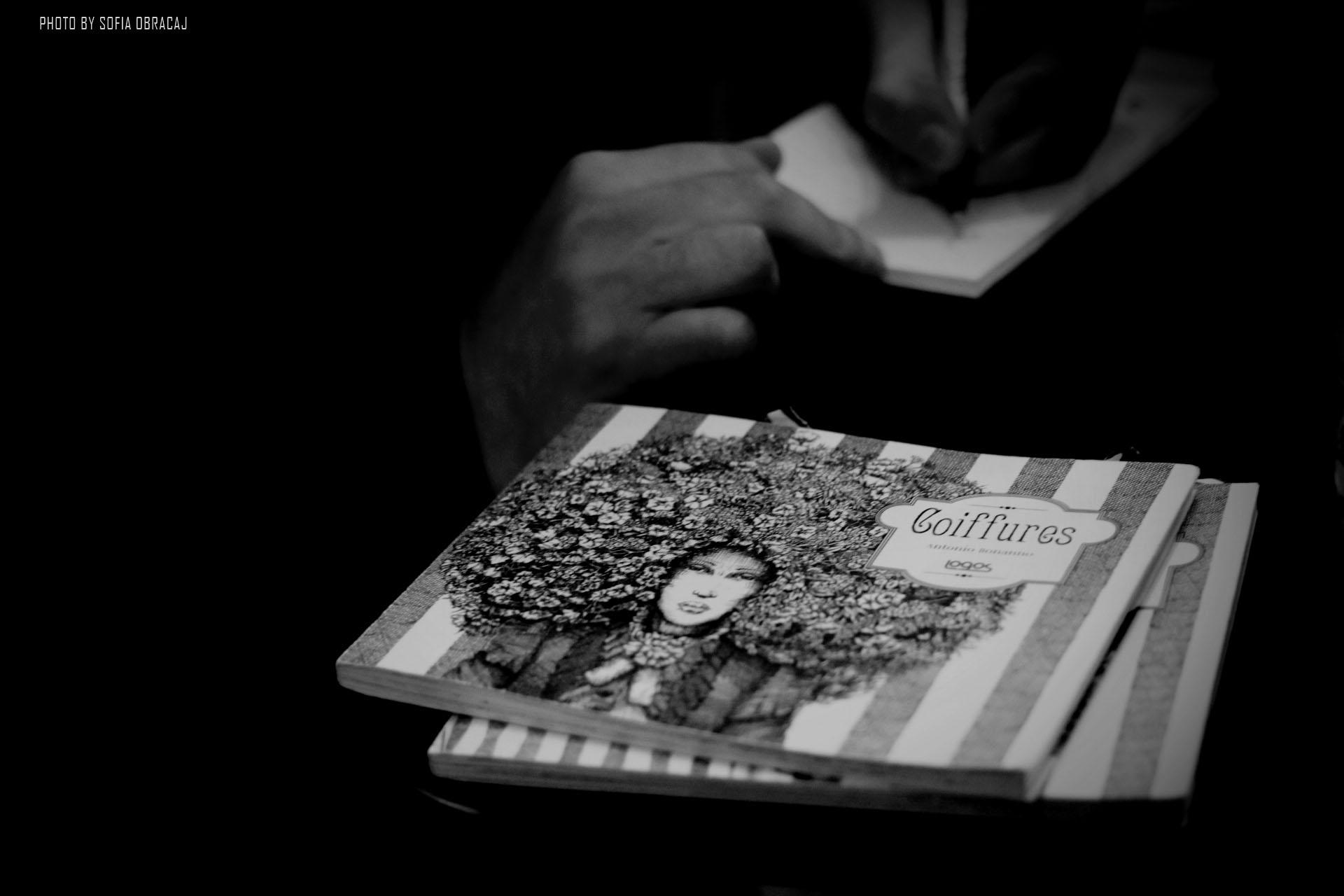 Coiffures di Antonio Bonanno, edizioni Logos