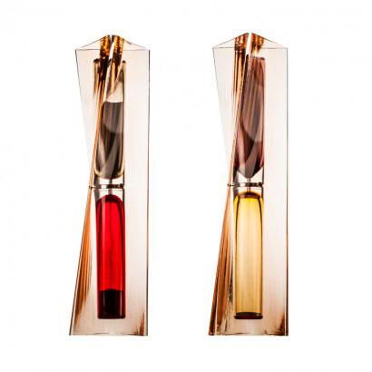 Ando Time, Art Glass 2015, edizione limitata a quarantanove opere per colore, con venti prove d'artista.