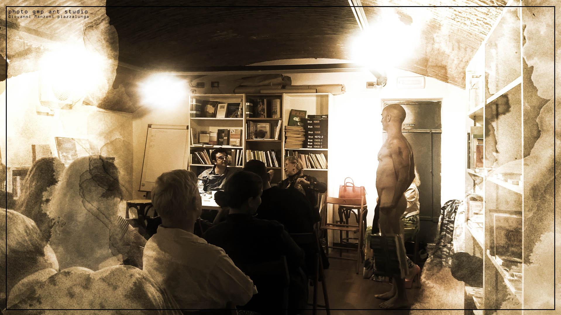 Durante la presentazione--serino1 ph. Giovanni Manzoni Piazzalunga