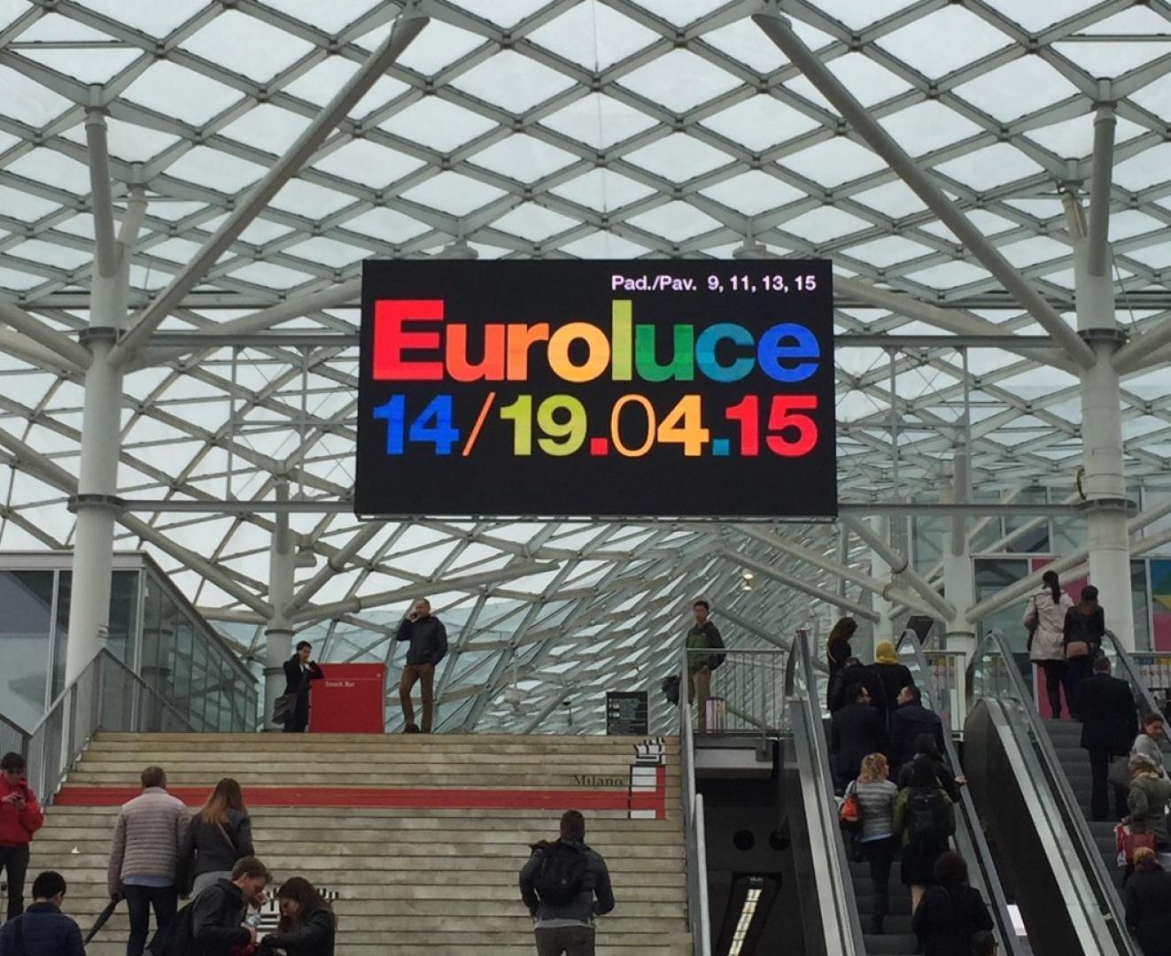 ingresso euroluce2015