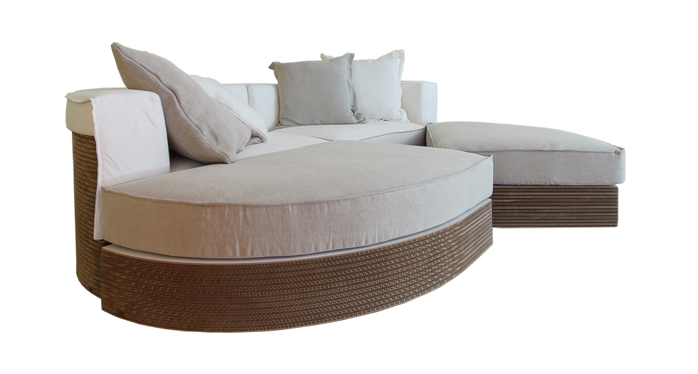 Staygreen divano Scaccomatto
