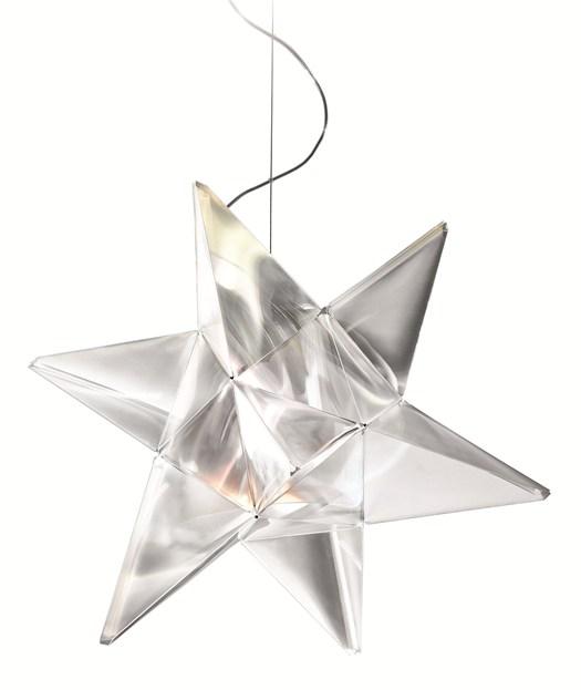 lampada Superstar, design Pagani e Perversi per Slamp