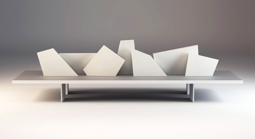 BartoliDesign-Iceland, panca, Bartoli design per Segis