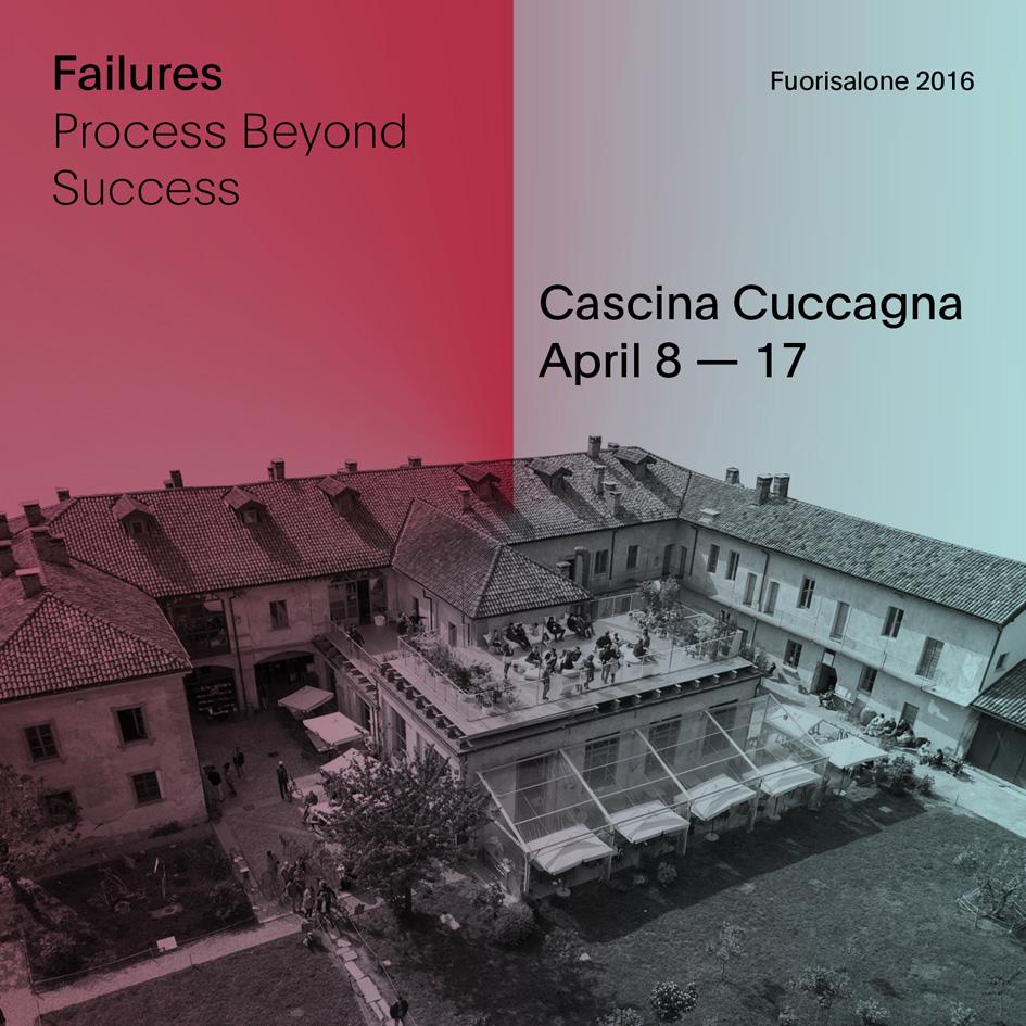 Failure - Fuorisalone alla Cascina Cuccagna