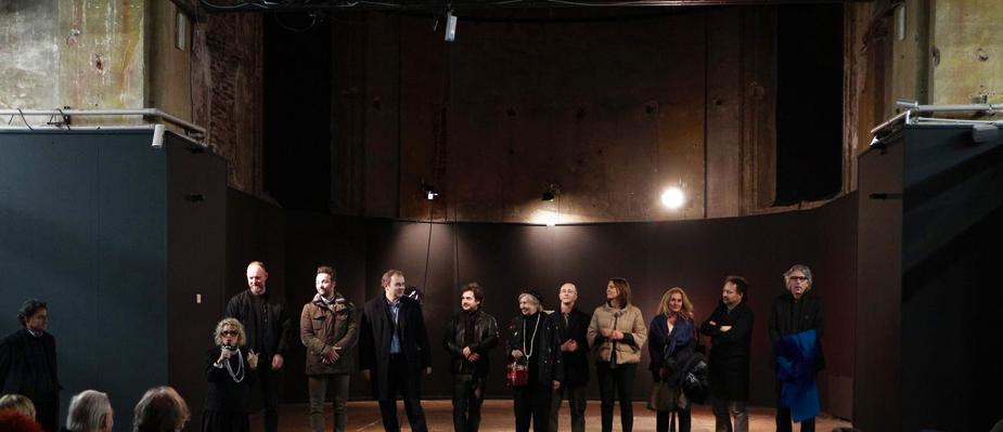 Gisella Gellini presenta gli artisti di Luce4Good