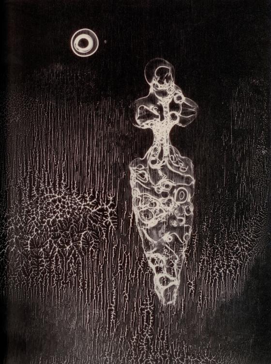 Heiz Hajek-Halke, La Fiaba 1957