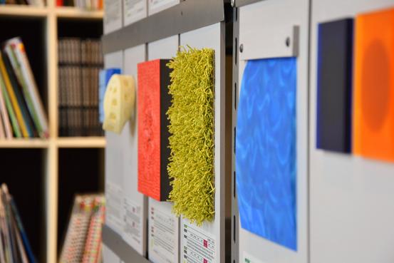 Material ConneXion Italia - Library viale Sarca 7