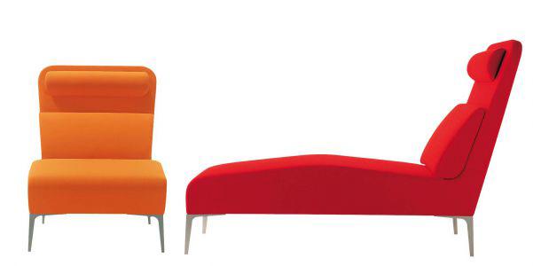 Mi Longue di Segis, design Roberto Romanello