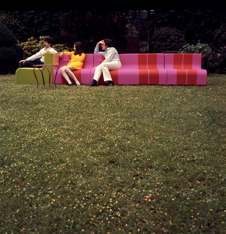 SOFO design Superstudio, Poltronova 1966