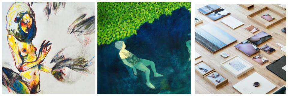 Tra la selezione delle gallerie Loppis Openlab, Martina's Gallery, Marta Massaioli Arte Contemporanea