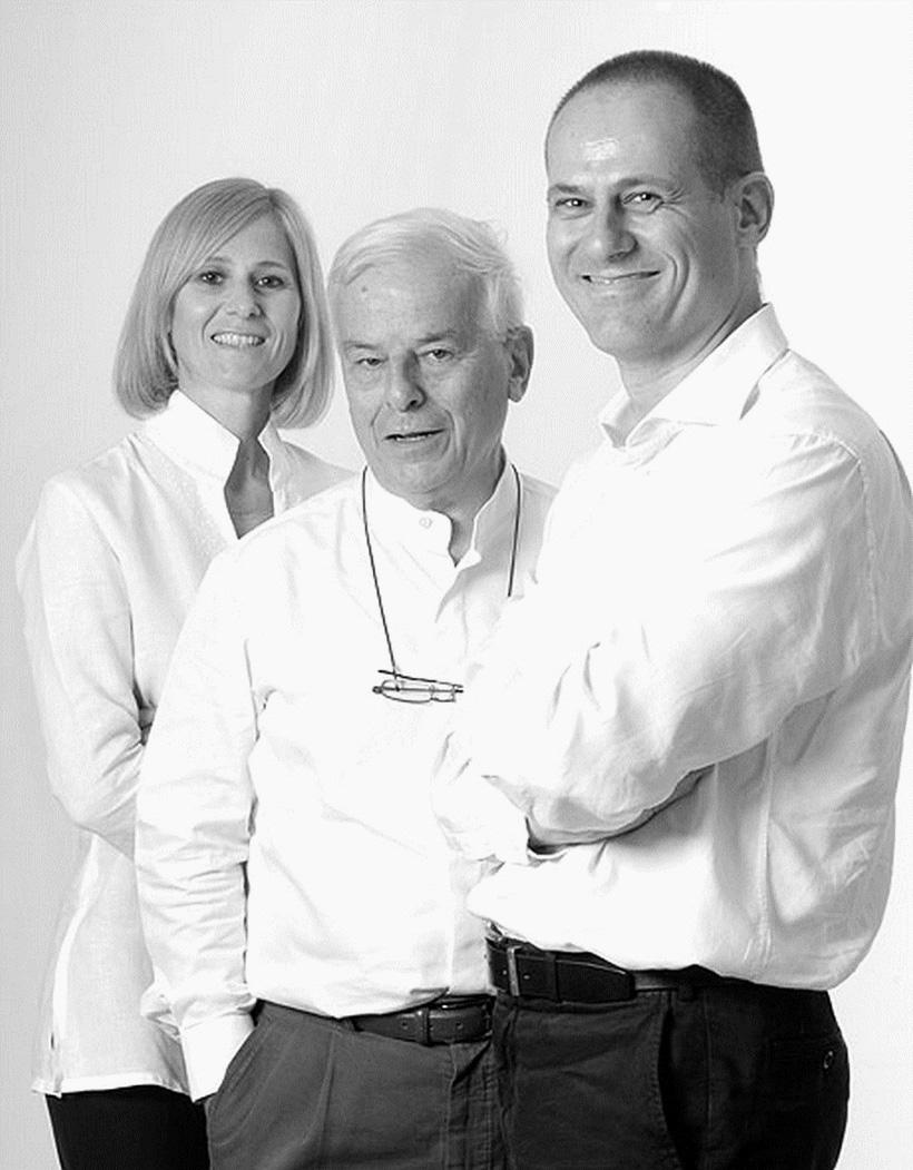 Una famiglia di architetti forma Bartoli Design
