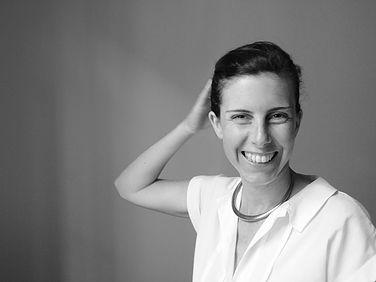 Un ritratto della designer Hagit Pincovici