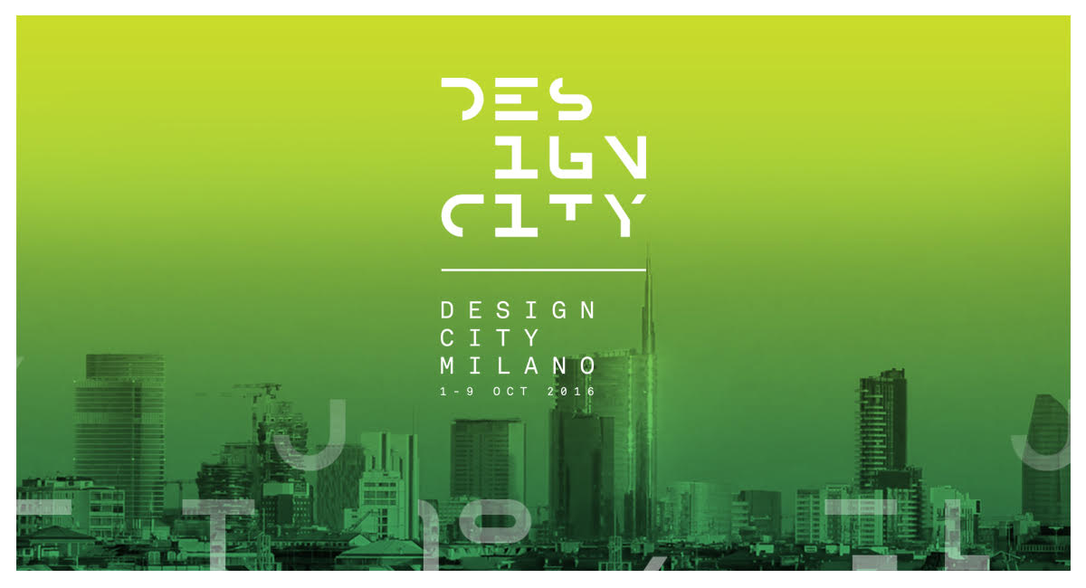 Design City Milano 2016