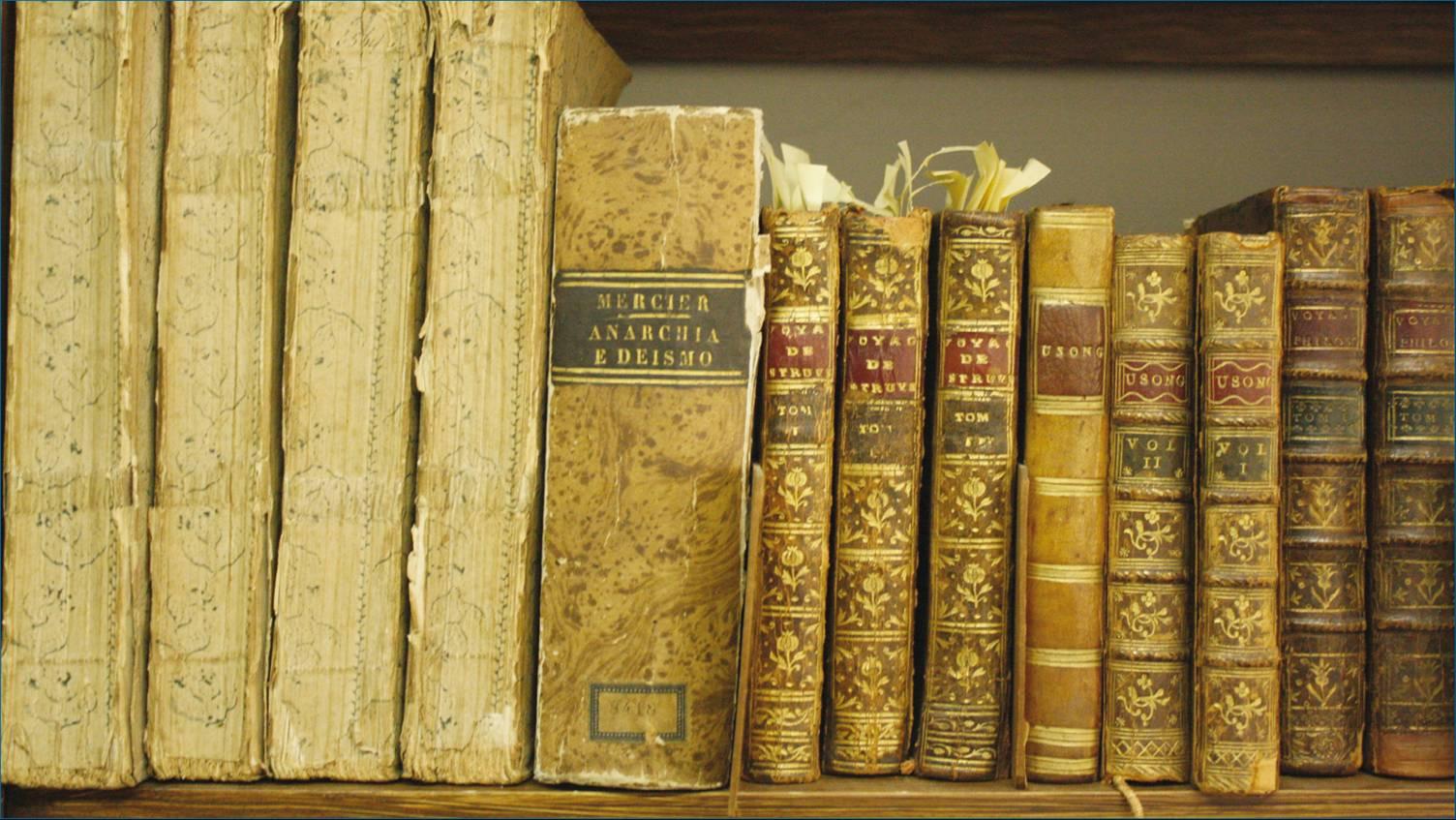 Nell'archivio storico della Fondazione