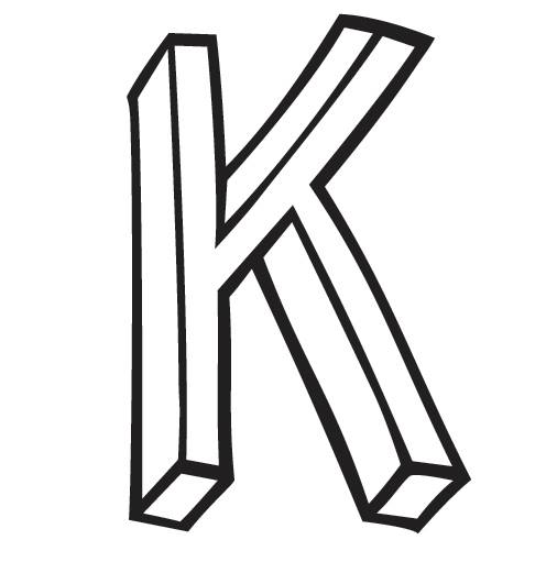 Il logo do Kunstwerein Milano