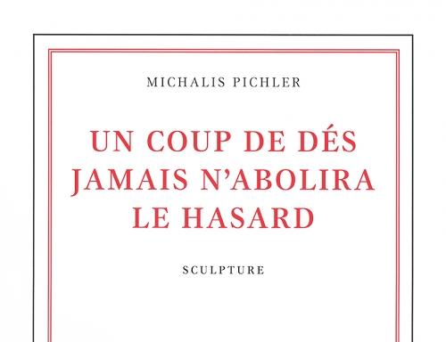 Pichler, la copertina dell'opera