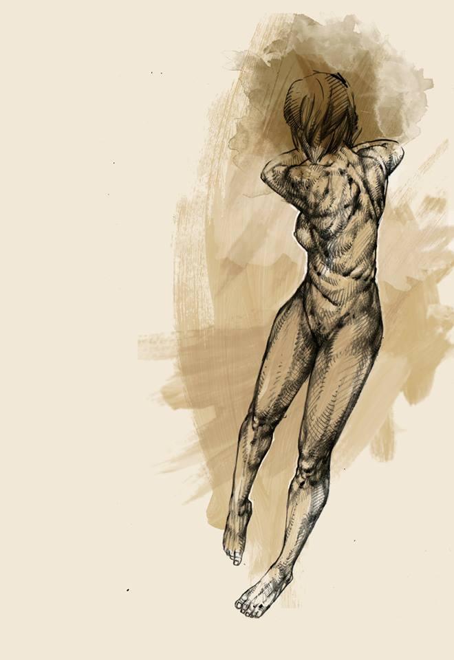 Dall'album dei disegni erotici, 2015
