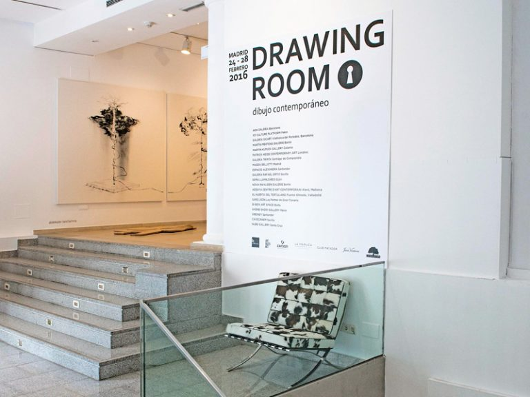 Drawing Room a Madrid