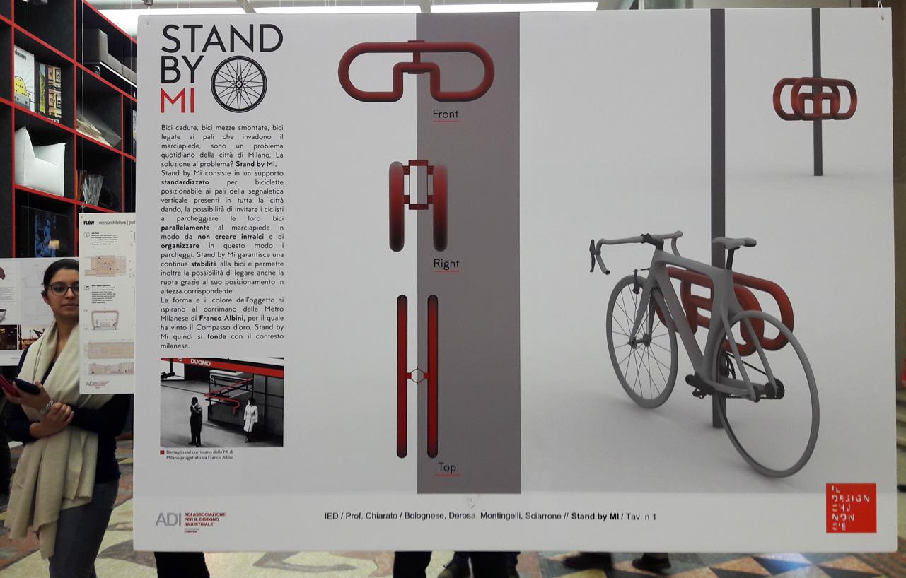Progetto Stand by MI, in Triennale per la mostra Il design che non c'è