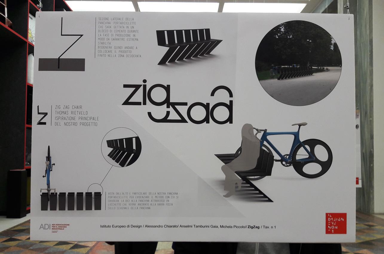 Mostra Il design che non c'è in Triennale. Progetto ZigZag