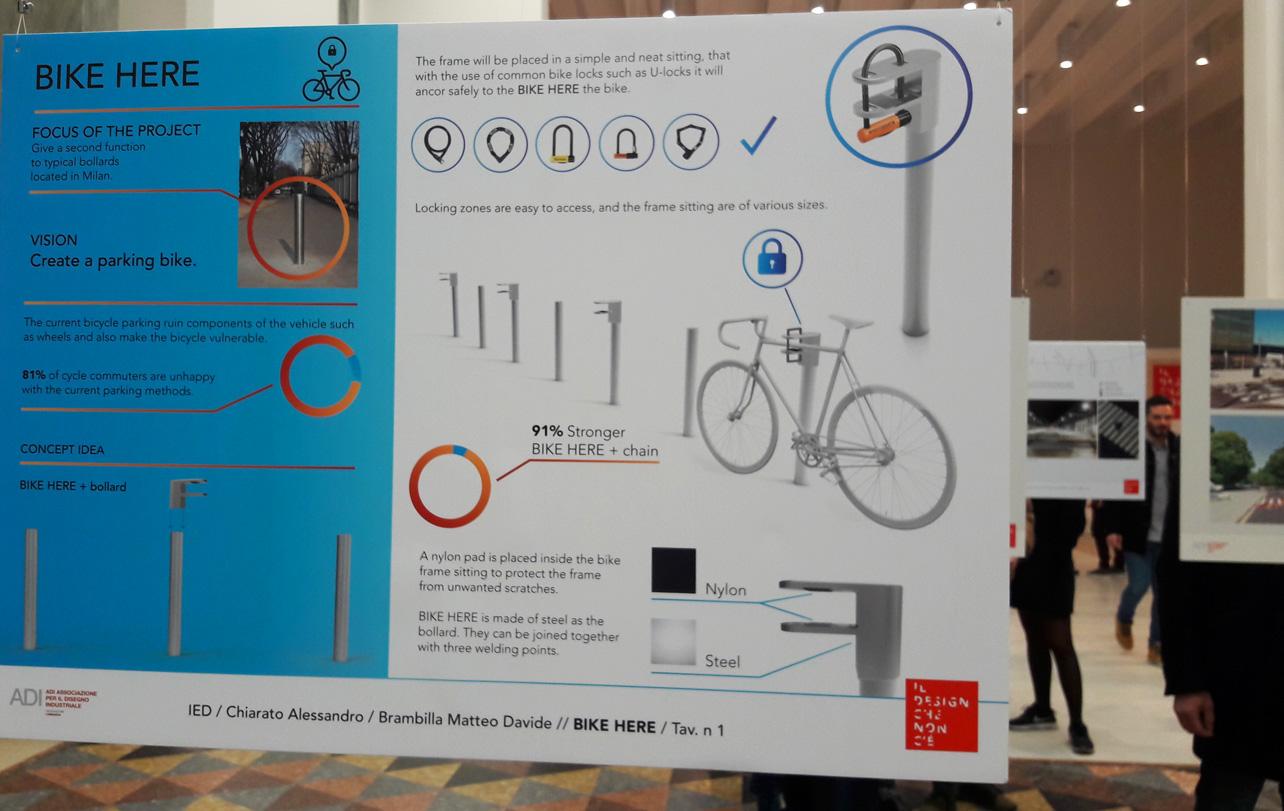 Progetti degli studenti IED per la mostra Il design che non c'è in Triennale