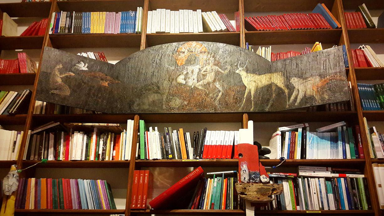 Libreria Esoterica Ibis e i Lemures di Roberto pagnani