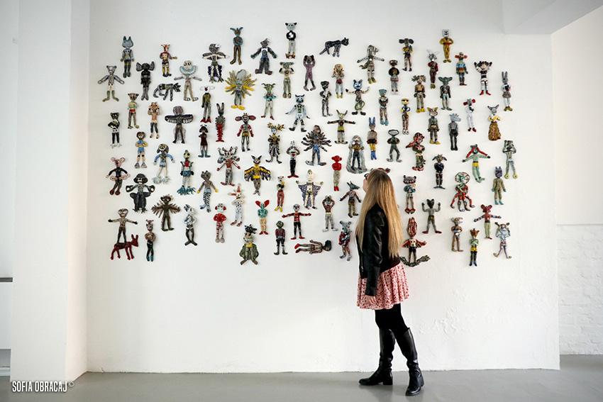 La scultura visionaria di Saraï Delfendahl