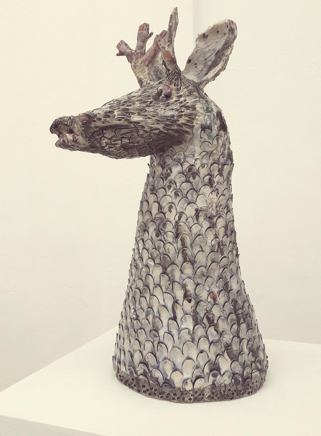 Arte e design insieme alla galleria Lanteri, Saraï Delfendahl