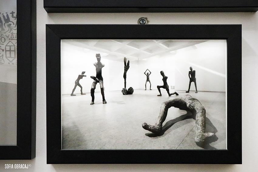 Martin Disler tra gli artisti di Cannaviello a Milano