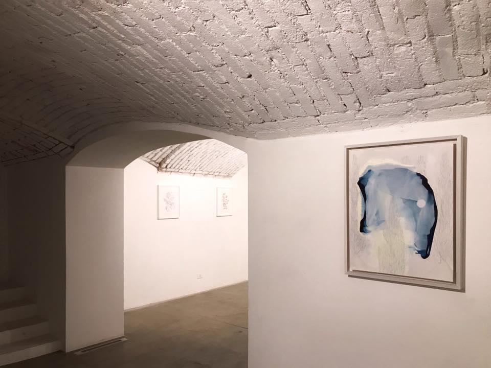 Un lavoro di Elisa Bertaglia in mostra presso Officine dell'Immagine