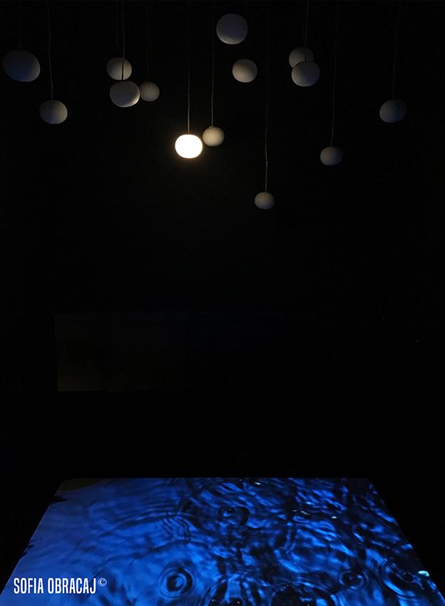 Luce e acqua nelle installazioni di Palazzo Bovara con Concept Store. Elle Decor alla MDW 2017