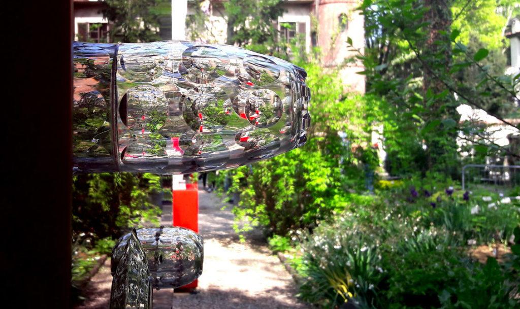 Fuorisalone ed oltre con Venice di Guzzini all'Orto Botanico