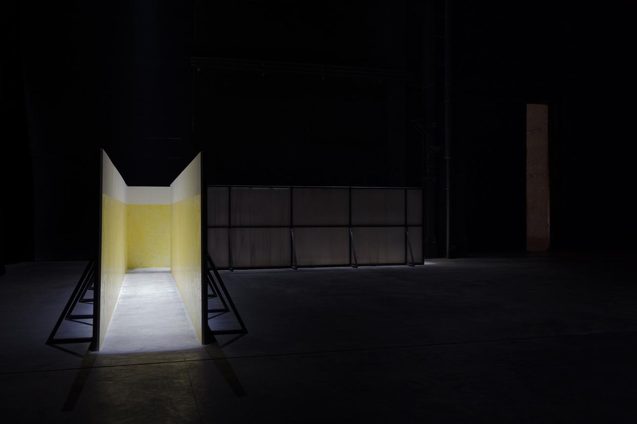 Soap Corridor (1995) Miroslaw Balka a Milano