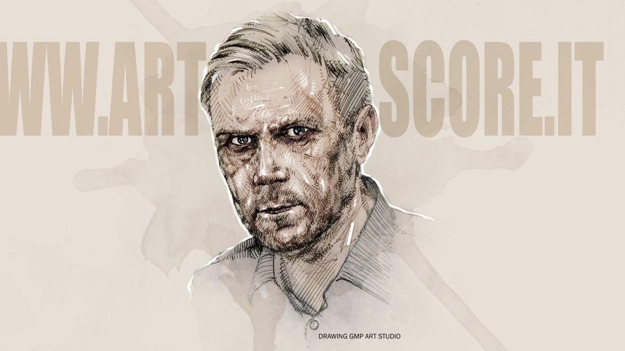 Ritratto di Miroslaw Balka per Artscore.it