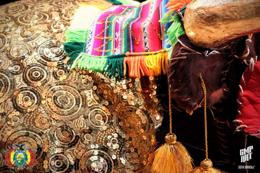 I tessuti della danza Waka Waka secondo Ballivian