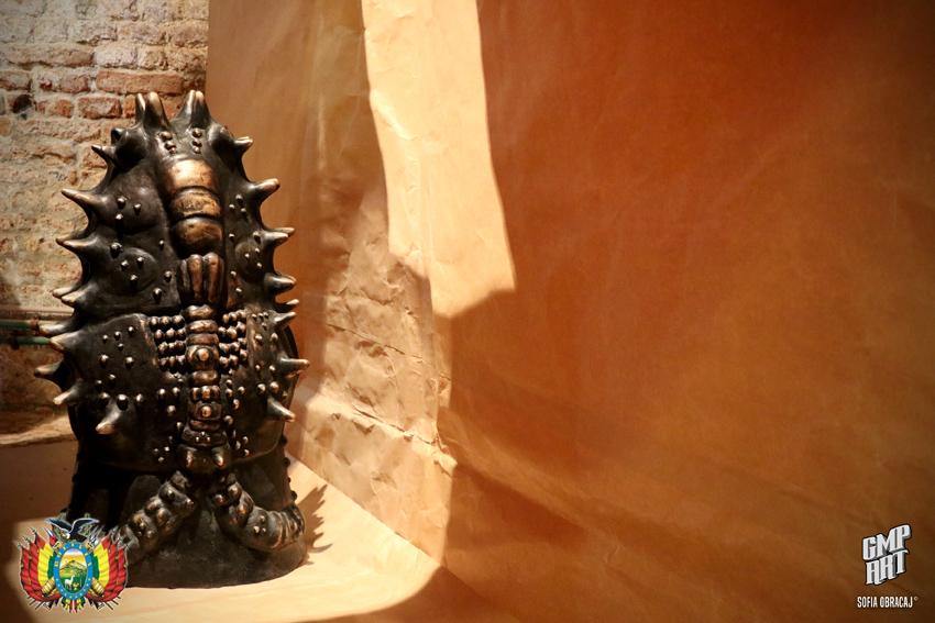 Un oggetto come un seme della cultura definisce l'essenza dell'umanità