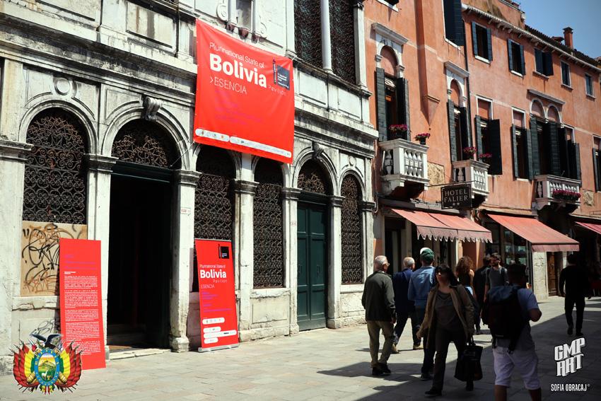 La Scuola dei laneri ospita l'esposizione nazionale della Bolivia
