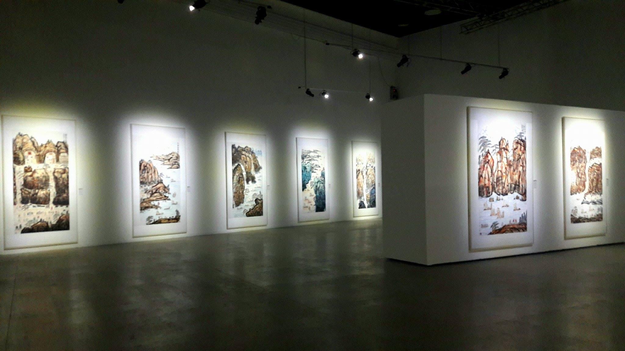Mostra di Fang Zhaolin a Milano