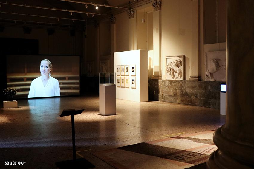 Opere della collezione Enea Righi per Accademia Aperta 2017