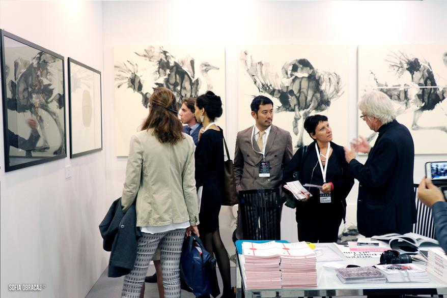 La galleria carte Scoperte con opere giapponesi