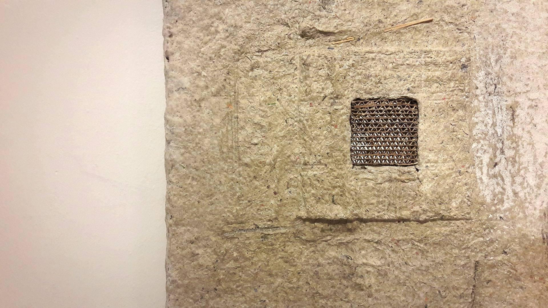 Illusione di pietra, oggetto rivetatore del passaggio umano con Daniela Barzaghi