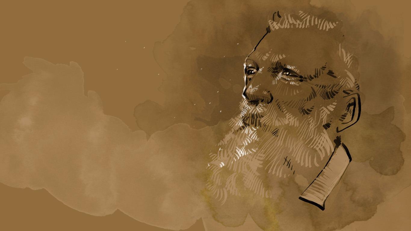 Ais fiol alla Fondazione Pomodoro. Ritratto di Rodin di Giovanni Manzoni