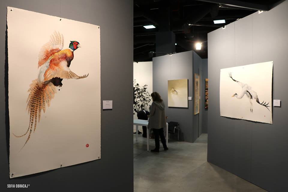 Grandart Modern & Contemporary Fine Art Fair , galleria Salamon & C